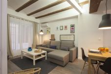 Ferienwohnung in Valencia - Mercado Central III Loft